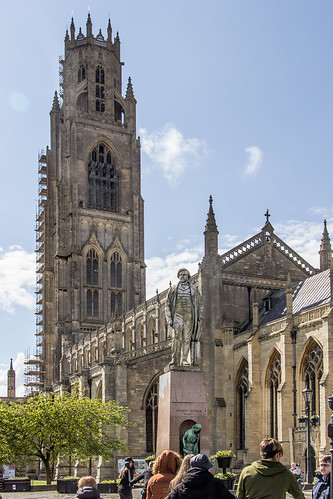 2019 adventure biketour cycling europe bike tour uk united kingdom england british britain lincolnshire lincs architecture historic boston church gothic stone religious