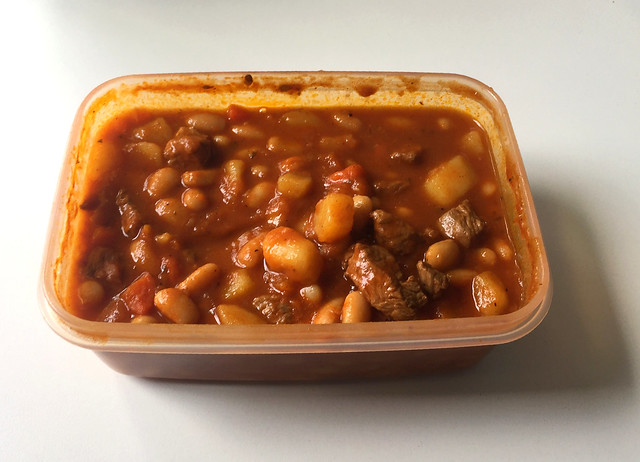 Algerian bean stew - Leftovers I / Algerischer Bohneneintopf - Resteverbrauch I
