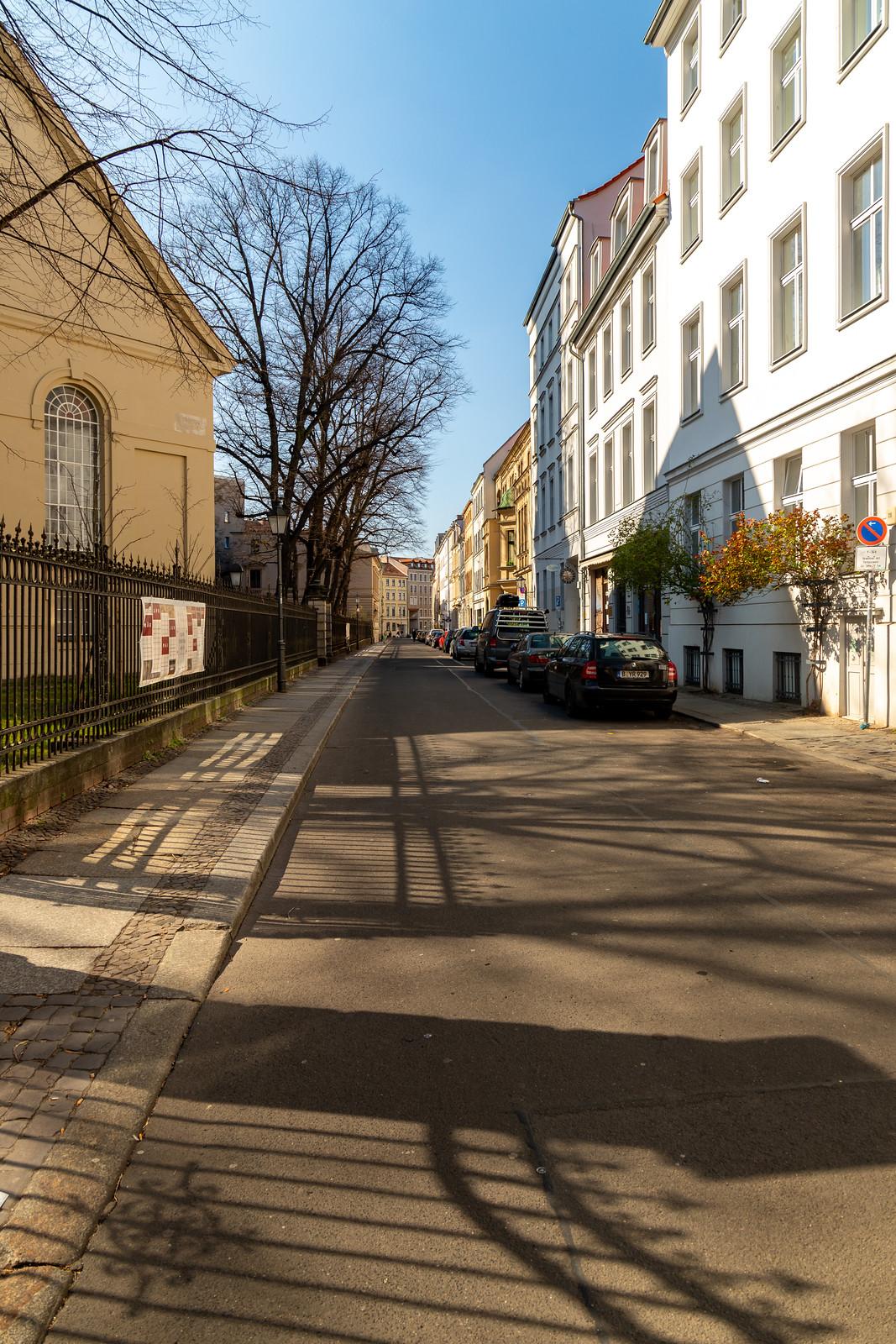 Die Sophienstraße