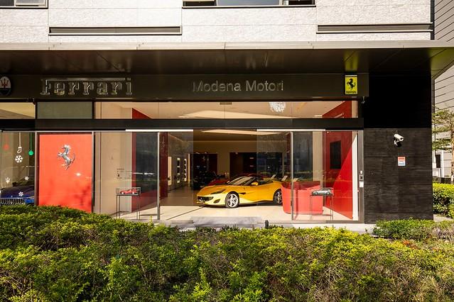Ferrari臺中_2