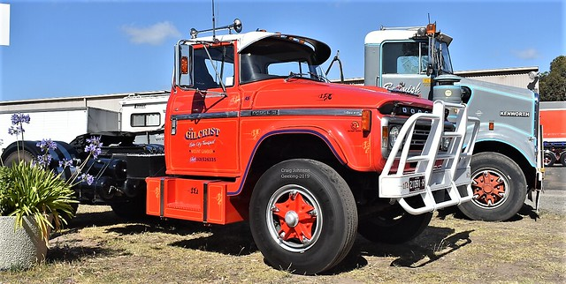 Gilchrist 700 Dodge of Mount Gambier at Geelong