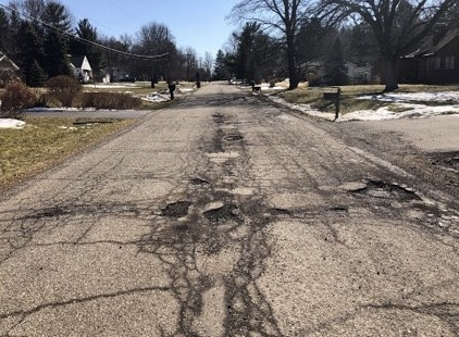 Township Board Discusses 2020 Local Roads Bid Approval