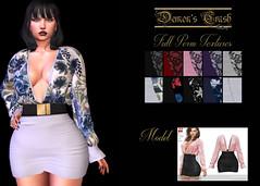 [DC] Textures -D52 Chloe Dress