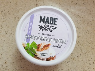 Made With Plants Sesame Cheese from Woolworths