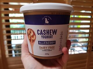 Wise Bunny Cashew Blueberry Yoghurt