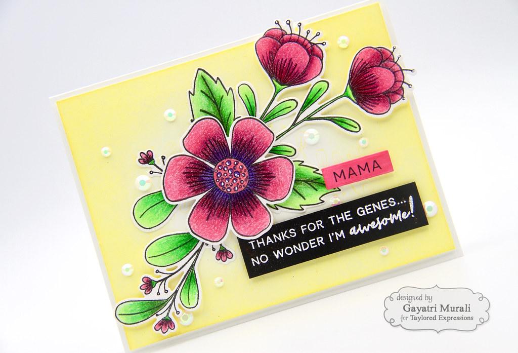 TE Extra Card closeup