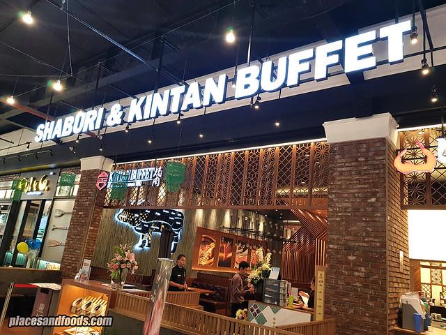 shaburi and kintan buffet bandung