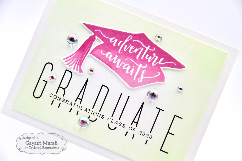 Gayatri Flip the Script Grad card #4 closeup