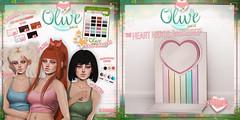 Olive the Heart Heros Gacha @ Epiphany