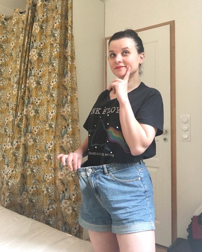 Comment réduire/rétrécir/resserrer la taille d'un jean en 5 secondes chrono ?! (sans couture)