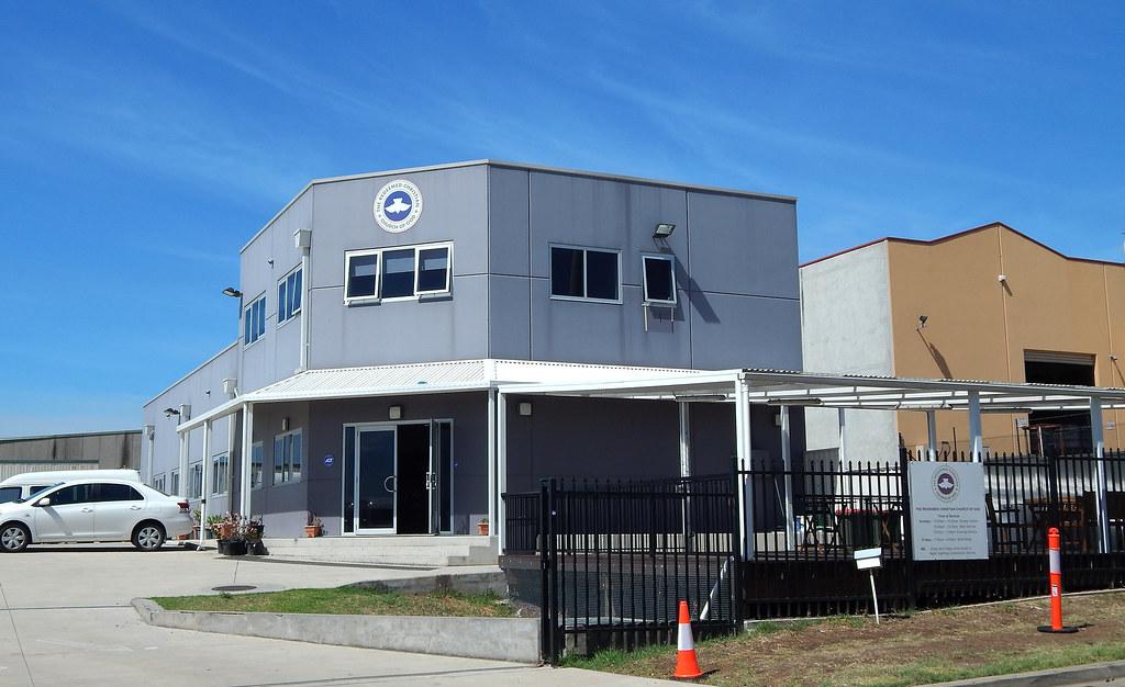 Redeemed Christian Church of God, Glendenning, Sydney, NSW.