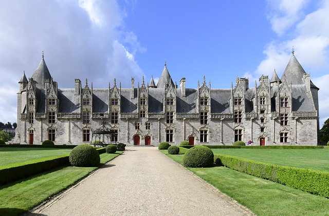 Josselin, Bretagne, France, August 2019 531