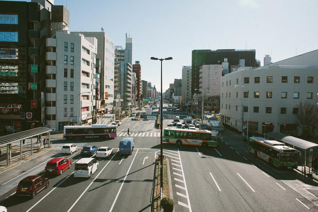 都バス | fragments of ordinary