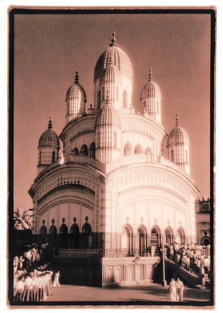 Kali-Tempel Dakshineshwar, Kolkata