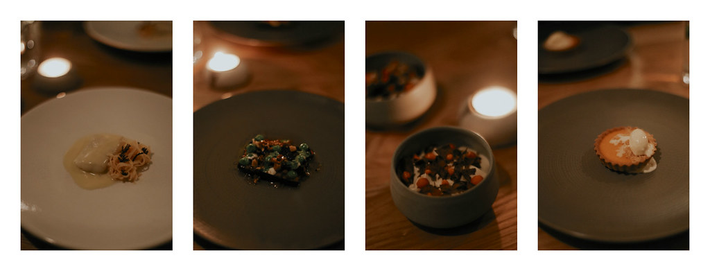 The Little Magpie Edinburgh Fhior tasting menu review