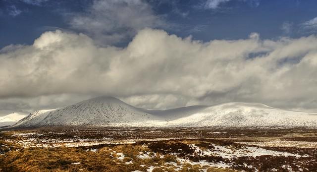 Glen Etive - Glencoe, Highland, Scotland, UK