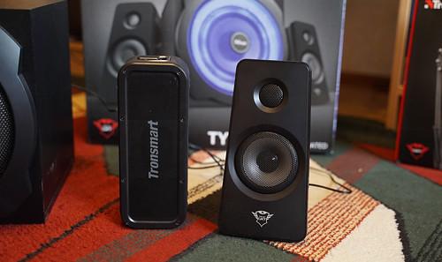 Gaming PC audio sistema iki 100 eur? Trust Tytan 2.1
