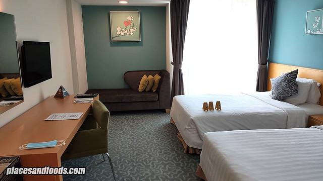 covid 19 hotel