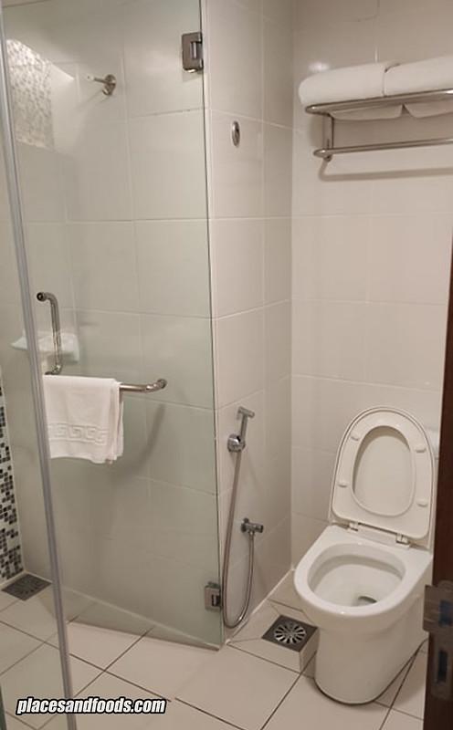 covid 19 hotel toilet