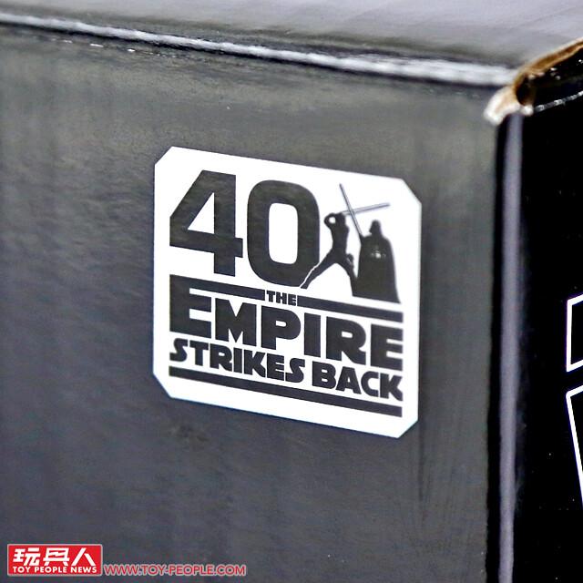 紀念不朽的星戰傑作!孩之寶星際大戰黑標「帝國大反擊四十周年紀念」系列商品開箱報告