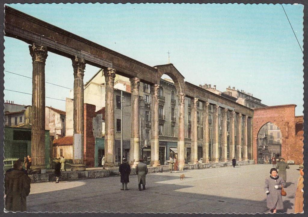 olonne di San Lorenzo 1965-67 | Milàn l'era inscì ...