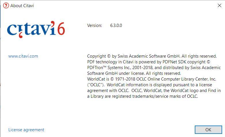 Swiss Academic Citavi 6.3.0.0 full license