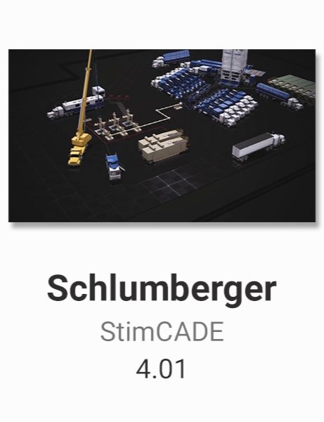 Schlumberger StimCADE 4.01 full license