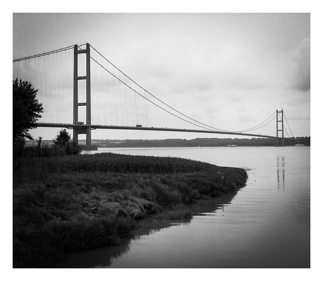 Out into the estuary