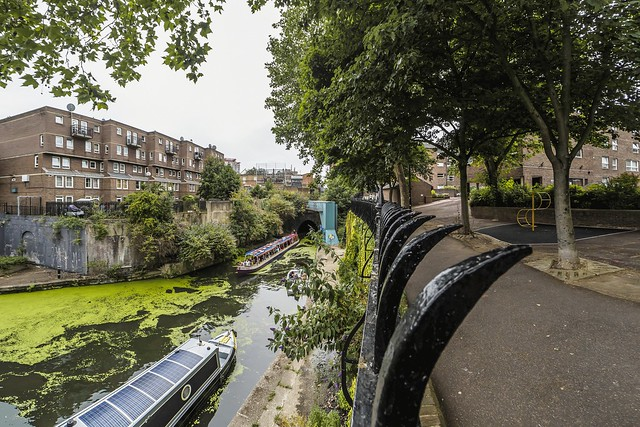 Regents Canal 2020: Maida Hill Tunnel entrance 03-20190717-d028