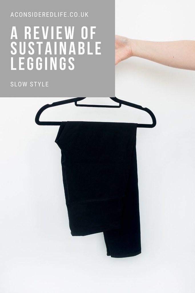 Sustainable Leggings