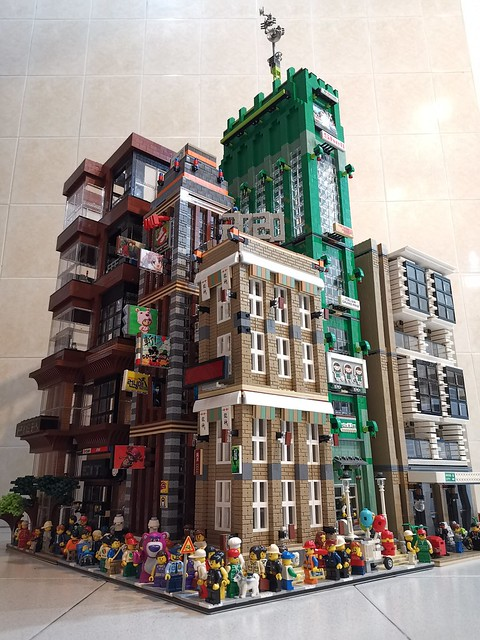 Latest updated Sitropolis, added 2 building side