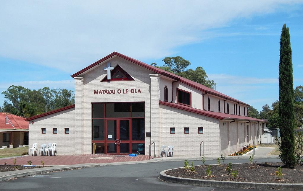 Samoa Methodist Church, Bidwill, Sydney, NSW.