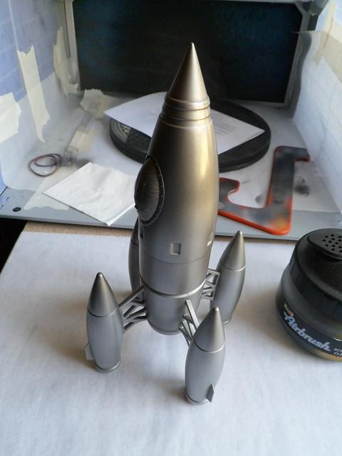Pas-à-pas : Apollo 27 rocket [Pegasus 1/72] terminé en pg 4 et diorama à suivre - Page 3 49780790161_a4f584baa4_z