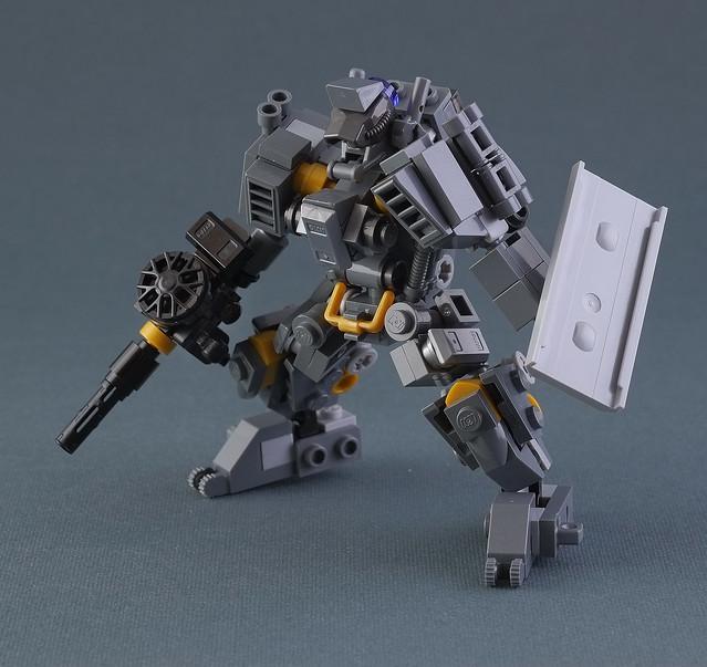 "Lego ""microboT"""