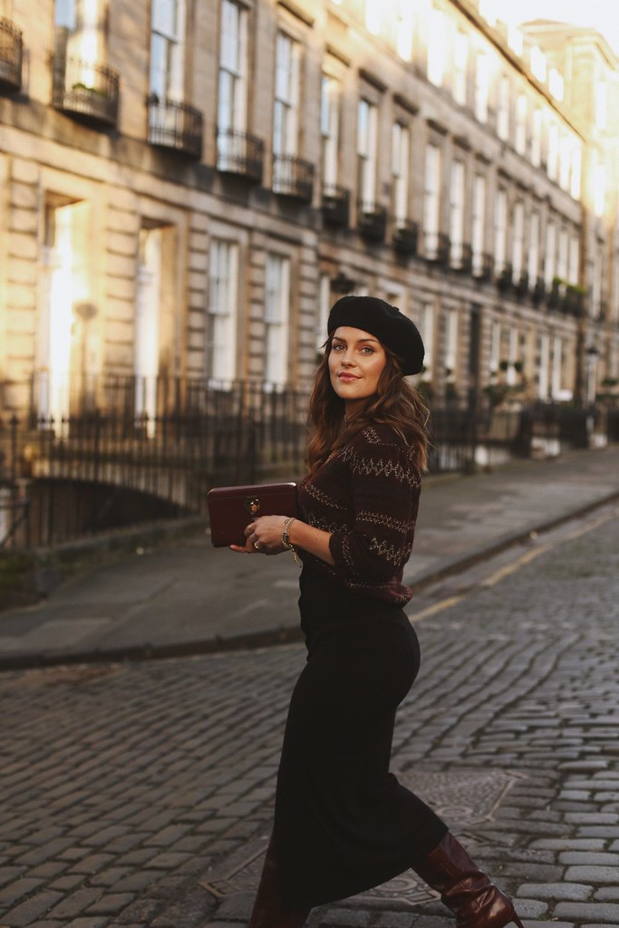 The Little Magpie Street Style Edinburgh