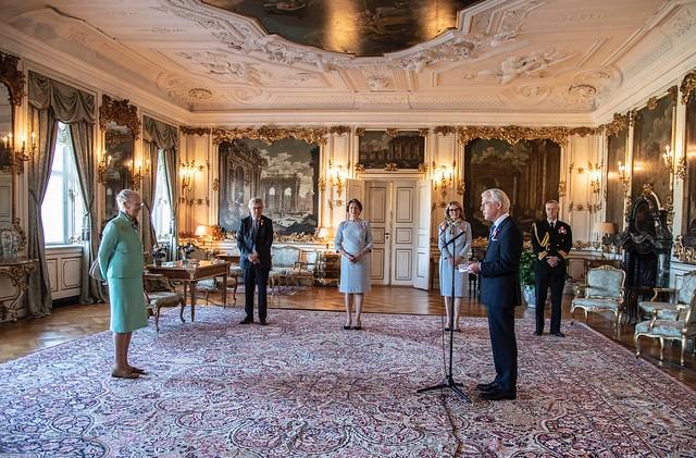 80e verjaardag Koningin Margrethe van Denemarken (2020)