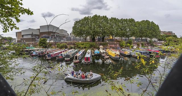 Regents Canal 2020: Lisson Grove moorings 04-20190717-d0241