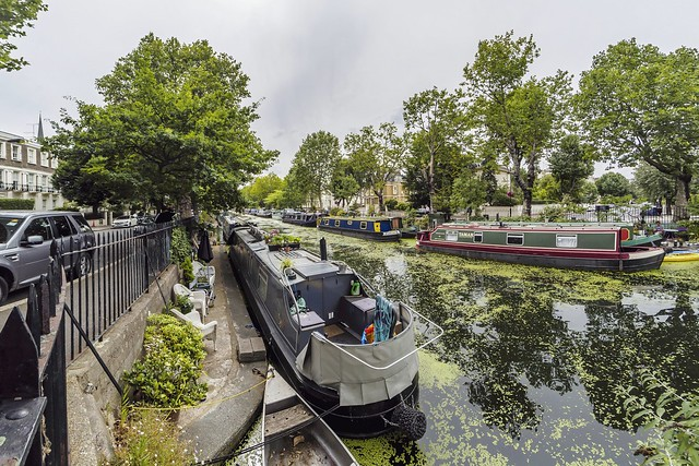 Regents Canal 2020: Maida Ave 02-20190717-d0310