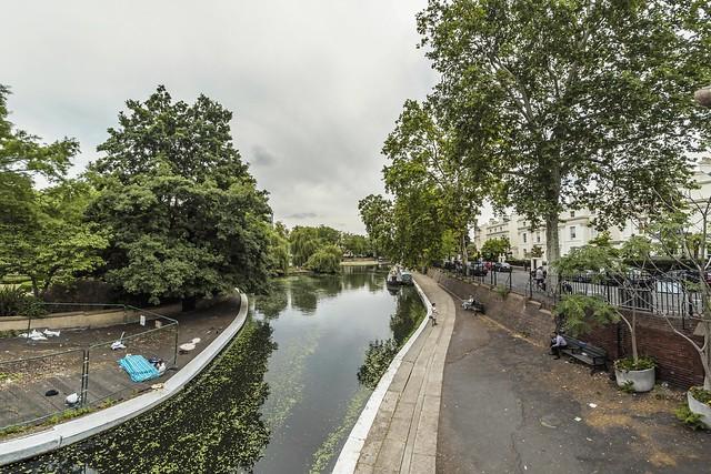 Regents Canal 2020: Little Venice01-20190717-d0322