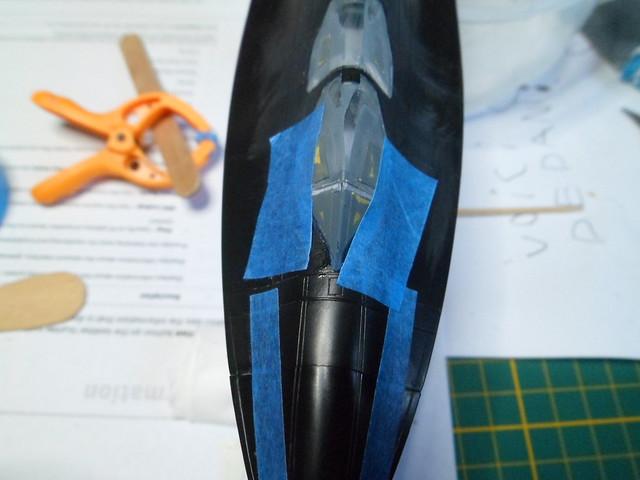 Les géants des airs : Le Lockheed SR-71 [Academy 1/72] - Page 2 49781114862_1afa709dc9_z