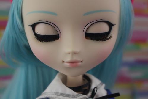 Yokohama Miku Eyelids