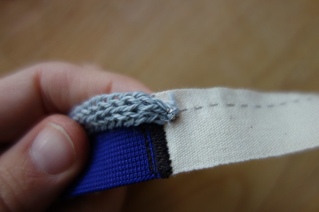Textile Sensor Breathing Belt