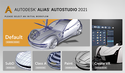 Autodesk Alias Autostudio 2021 full license