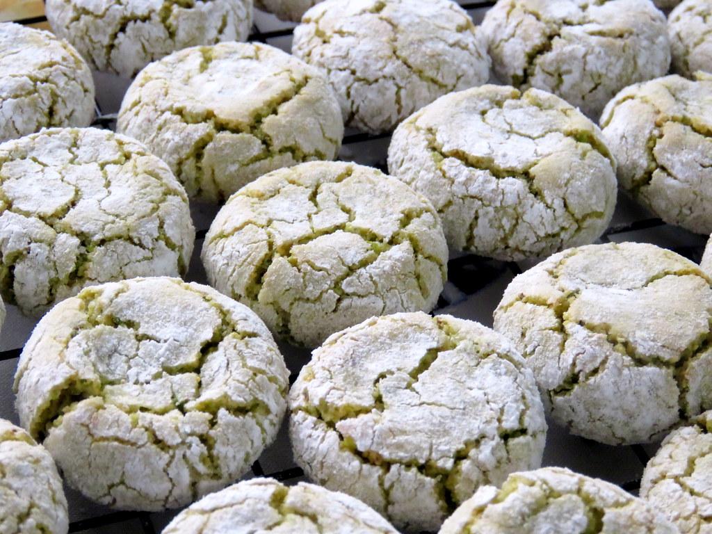 Pistachios Cookies