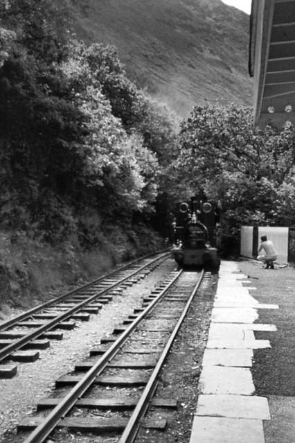 Talyllyn Railway 1972