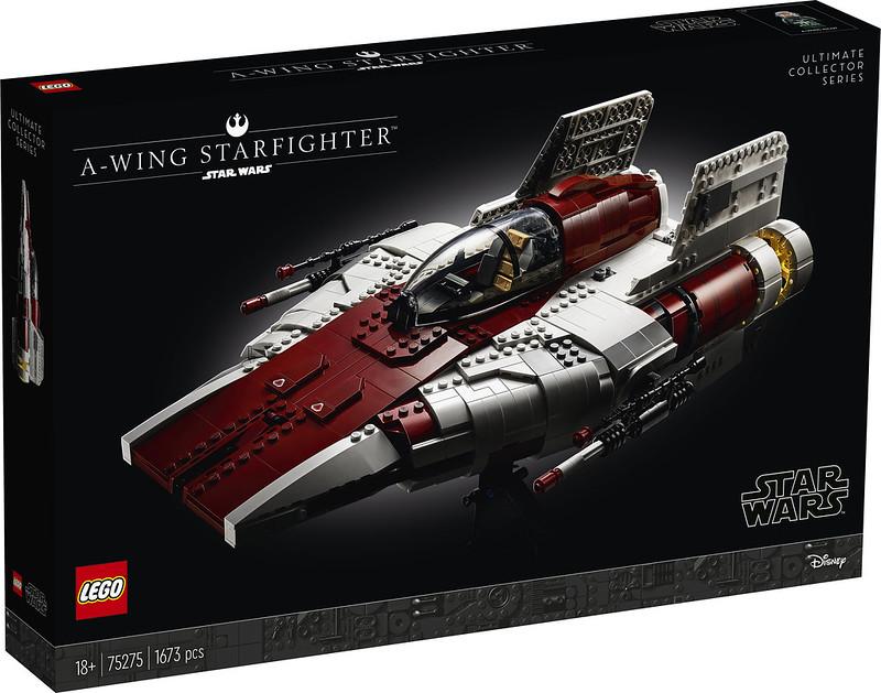 75275: A-wing UCS