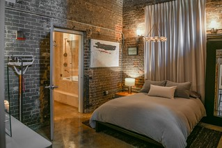 Stacks Tower Loft Bedroom | by BrandonSutton