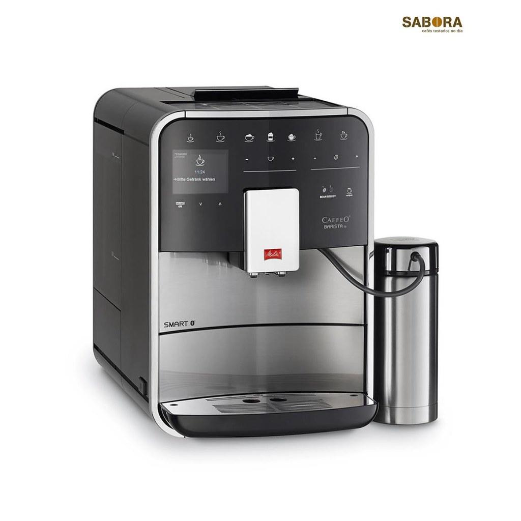 Cafetera Super automatica Cafeo barista