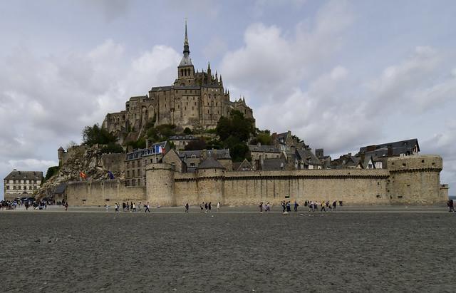 Mont St Michel, France, August 2019 779