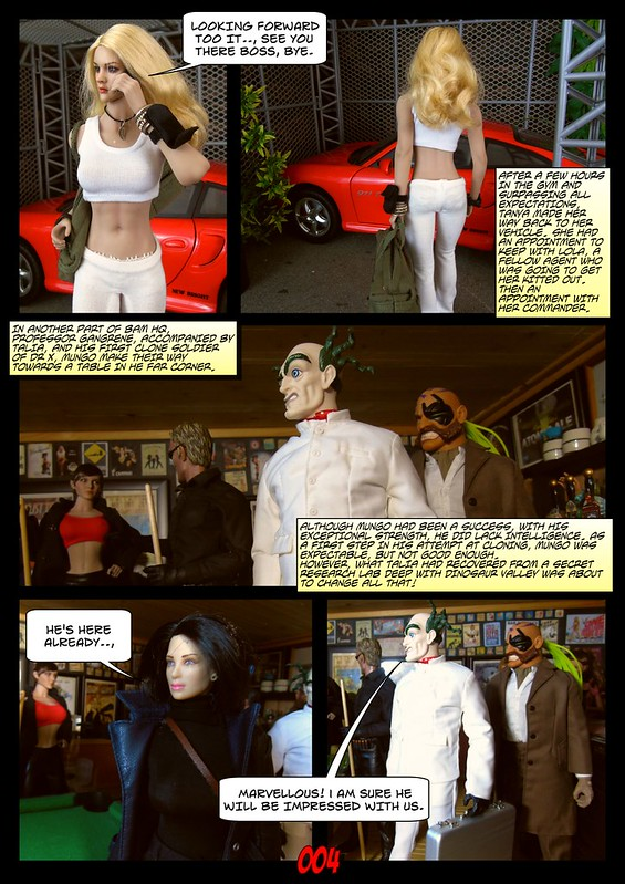 BAMComix - New Agent, New Problems - Chapter One 49782255437_fdbb710759_c